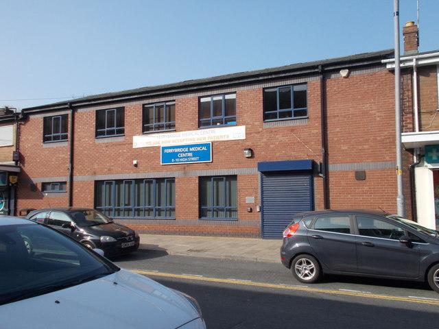 Ferrybridge Medical Centre - High Street