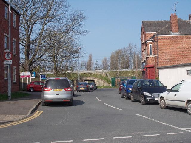 Station Road - High Street