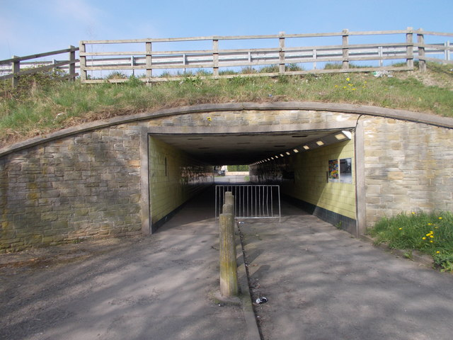 Underpass No 28738 - Station Road