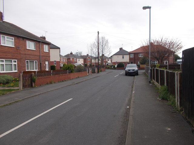 Pinders Garth - Doncaster Road