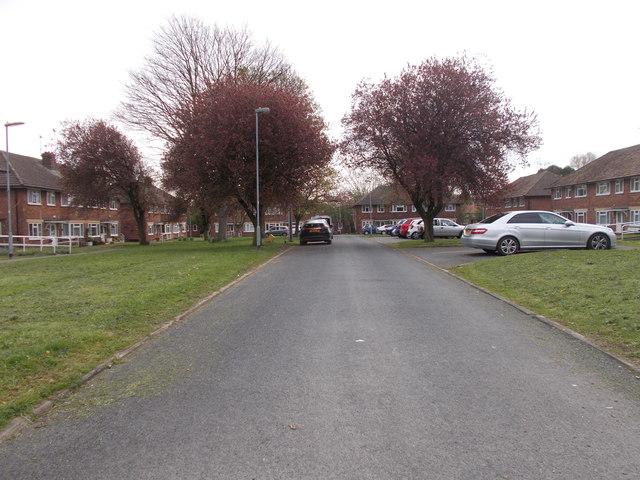 Linden Close - Doncaster Road