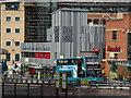 SJ3490 : Eateries - Queen Square by Chris Allen