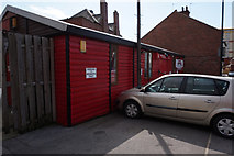 SE3320 : The Red Shed by Ian S