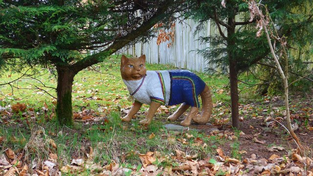 Newtonmore wildcat - 1