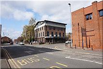 SE3320 : George Street, Wakefield by Ian S