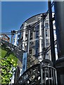 TQ2983 : Gasholder Park Engineering by Neil Theasby