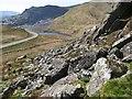 SH6948 : Rockfall above the road : Week 16