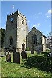 SP2760 : Barford church by Philip Halling