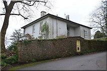 SX8157 : Ashprington House by N Chadwick