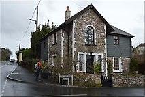SX9574 : Corner of Holcombe Drive by N Chadwick