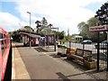 SW7839 : Perranwell railway station by Roger Cornfoot