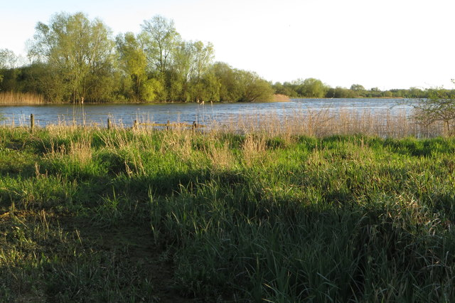 Lake at Summer Leys