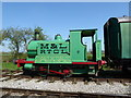 SU1089 : 'Ivor the Engine' at Blunsdon Station, Swindon & Cricklade Railway by Vieve Forward
