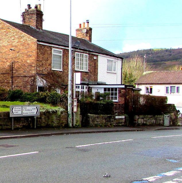 Albert Terrace, Cefn-y-Bedd, Flintshire