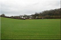 SX8667 : Maddacombe Farm by N Chadwick
