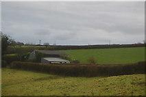 SX8264 : Barn, Lillisford Farm by N Chadwick