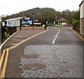 SO6303 : Entrance to Town Station Business Park, Lydney by Jaggery
