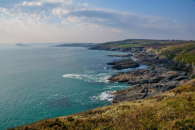 Cornwall : Coastal Scenery