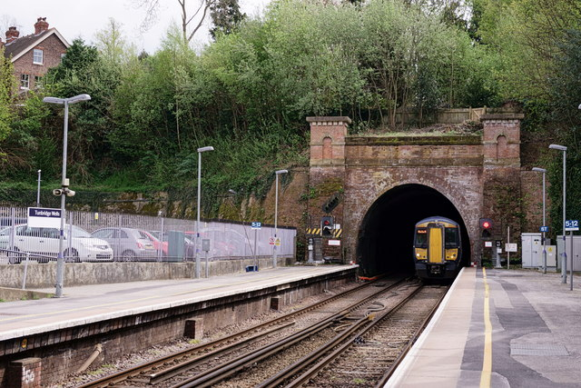 Arriving at Tunbridge Wells