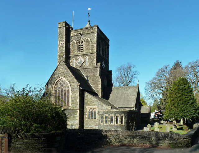 Church of St Mary, Windermere
