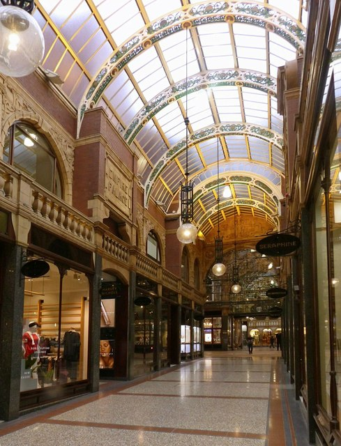Cross Arcade, Leeds