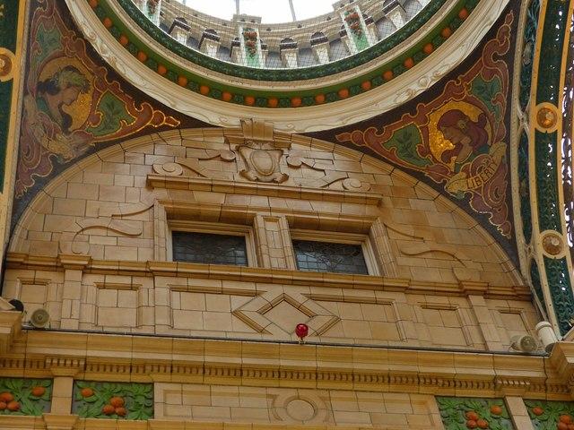 County Arcade, Leeds