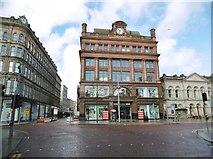J3374 : Belfast, Bank Buildings by Mike Faherty
