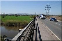SO8551 : On the Carrington Bridge by Philip Halling