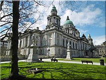 J3374 : Belfast City Hall by Mike Faherty