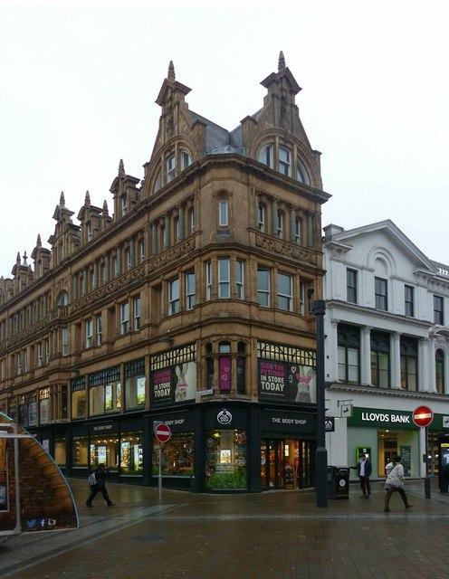 64 Briggate plus 13, 14 Albion Place, Leeds
