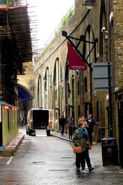 Stoney Street in Southwark