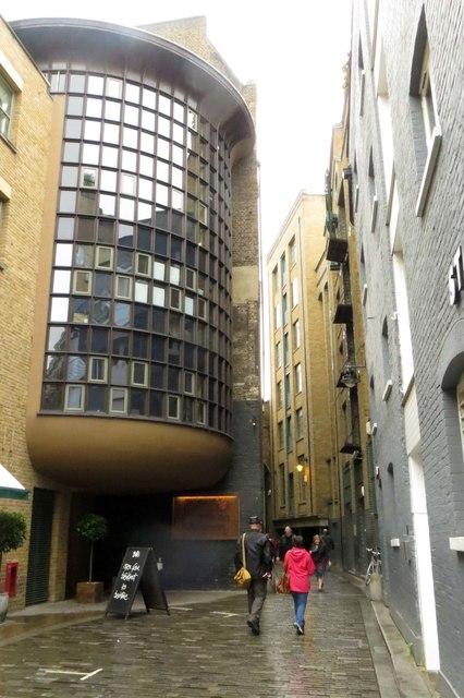 Clink Street in Southwark