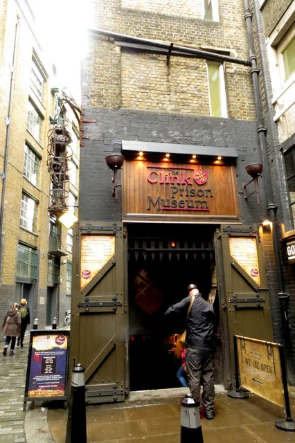 The Clink Prison Museum in Southwark