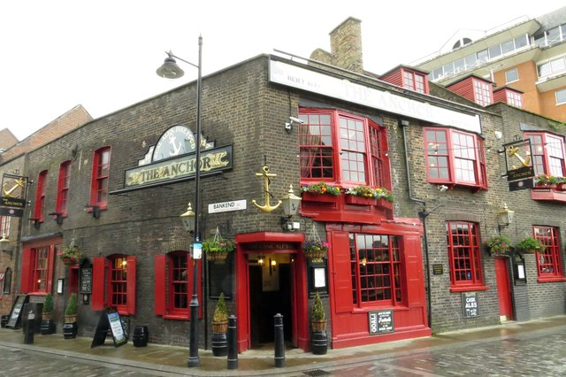The Anchor on Bank End