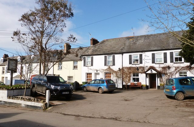 The Crown Inn, West Down, Devon