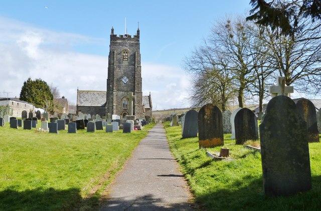St Calixtus Church, West Down, Devon