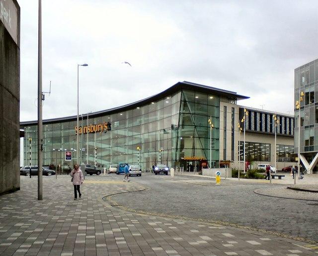 Sainsbury's, Talbot Gateway