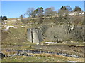 NY8540 : Killhope Burn and Copthill Quarry by Mike Quinn