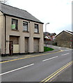 SO1500 : Partially boarded-up premises for sale, Bristol Terrace, Bargoed by Jaggery