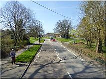 TQ2636 : Goffs Park bus stop, Horsham Road, Crawley by Robin Webster