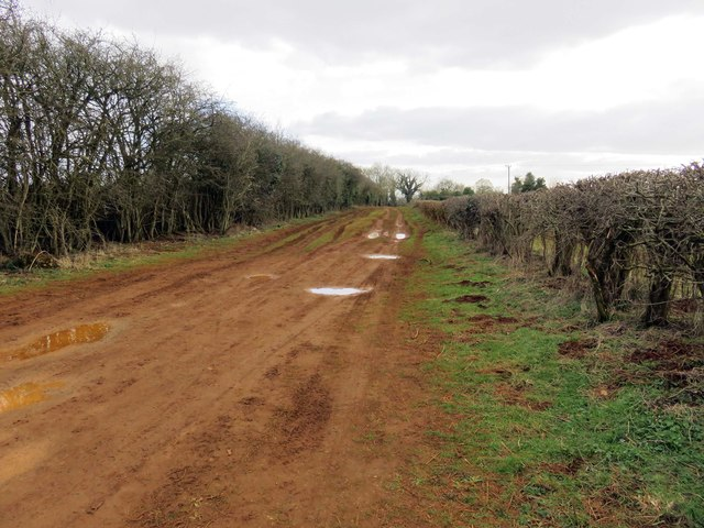 Blenheim Road to Horspath