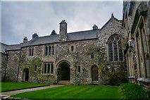 SX4268 : Cornwall : Cotehele House by Lewis Clarke