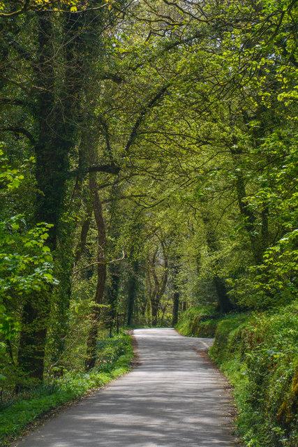 Cornwall : Road