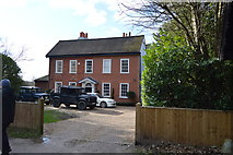 TQ2166 : House in Old Malden by N Chadwick