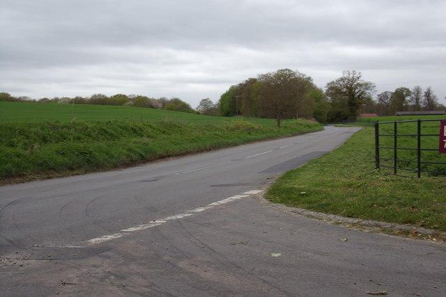 A1120 Yoxford Road, Yoxford