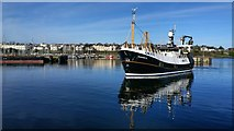 J5082 : The 'Gleaner II' at Bangor by Rossographer