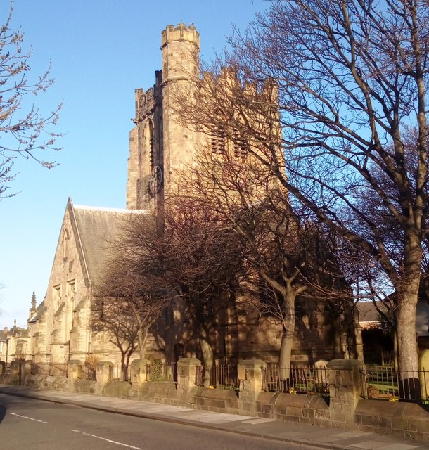 St Cuthbert's Church, Blyth
