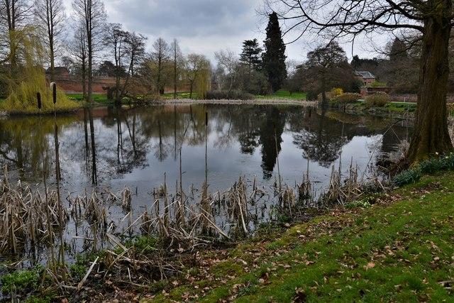Weston Park: The Town Pool 2