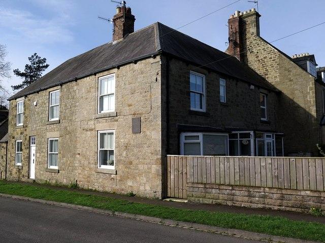 Rose Cottages, Woodcroft Road, Wylam
