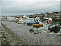 D2818 : Carnlough Harbour by Mike Faherty